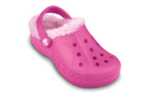 Crocs Baya Lined Kids fuchsia/bubblegum